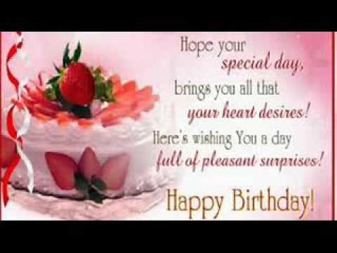 many many happy returns of the day happy birthday message ; hqdefault