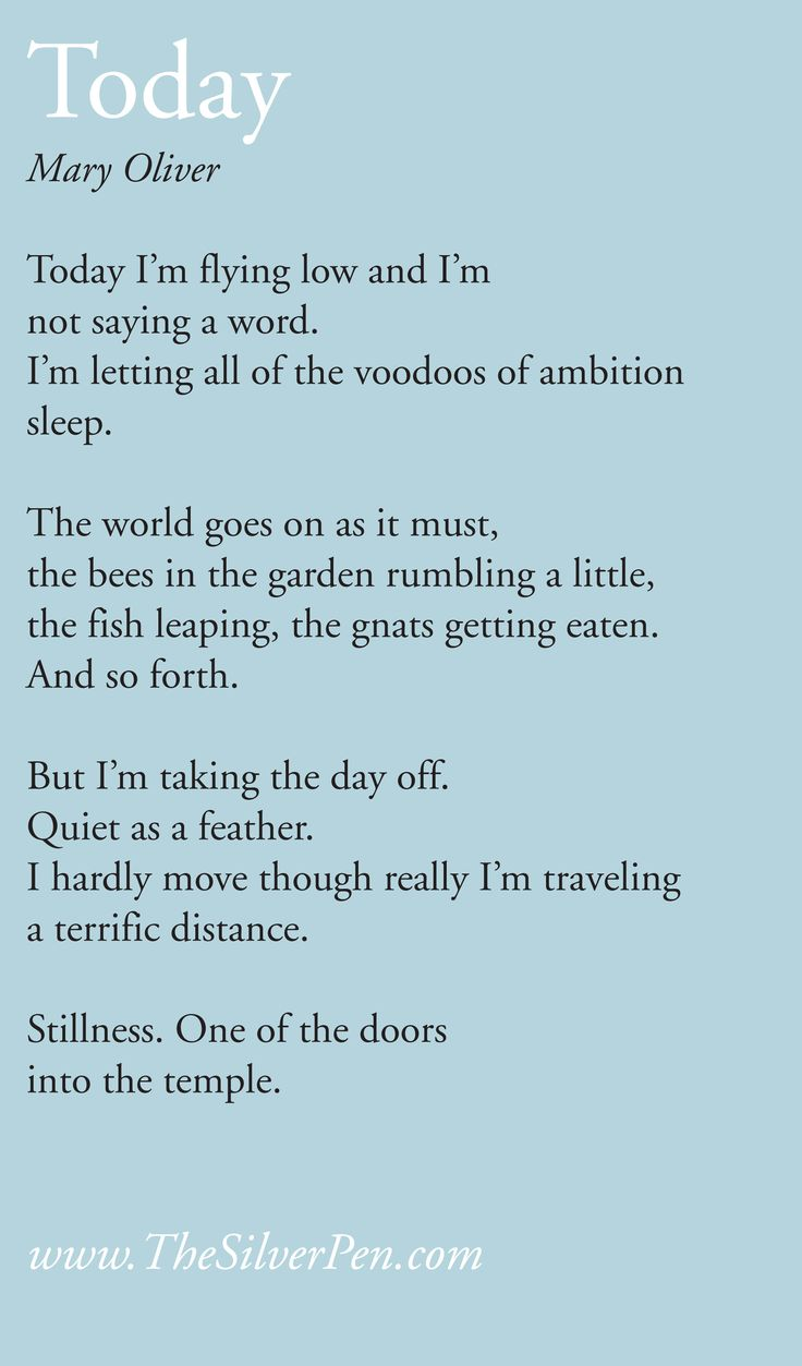 mary oliver birthday poem ; 4b816625948621ec548c01b62856f63e