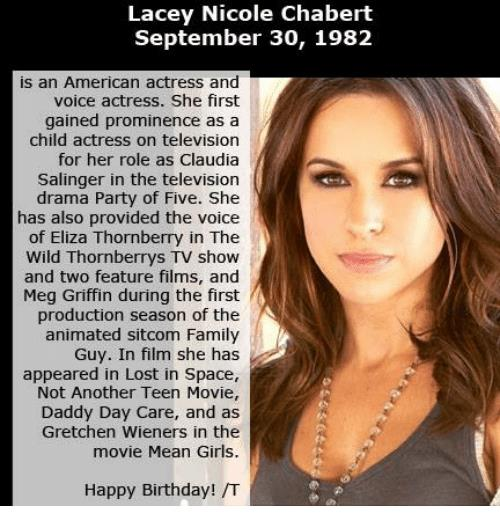 mean girls happy birthday ; lacey-nicole-chabert-september-30-1982-is-an-american-actress-7476554