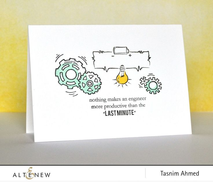 Mechanical Engineer Birthday Card Db373fa30e09ab26ce65af5772b82ba4 Simple Handmade Cards Elegant