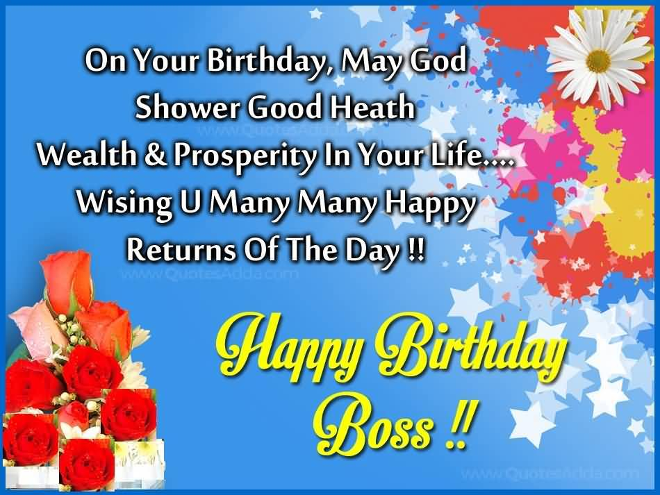message for boss on his birthday ; Special-Birthday-Greeting-To-My-Fabulous-Boss-Image