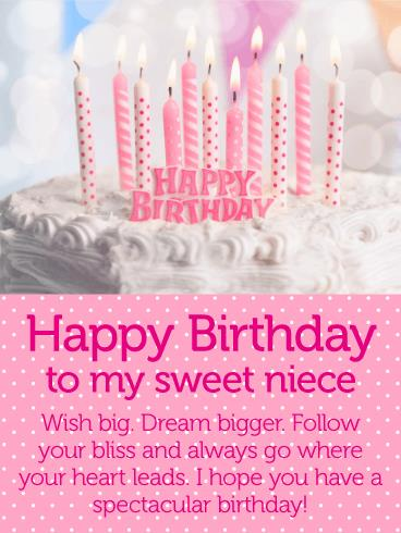 message for niece on her birthday ; 5e8de8002a00612050344c3db02f33d4