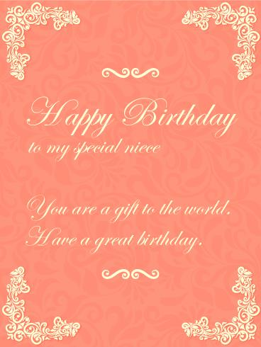 message for niece on her birthday ; b_day_fni04