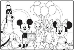 mickey mouse birthday printable coloring pages ; 3afdcc86add2c82ea037ad1e30511175--coloring-pages-to-print-printable-coloring-pages