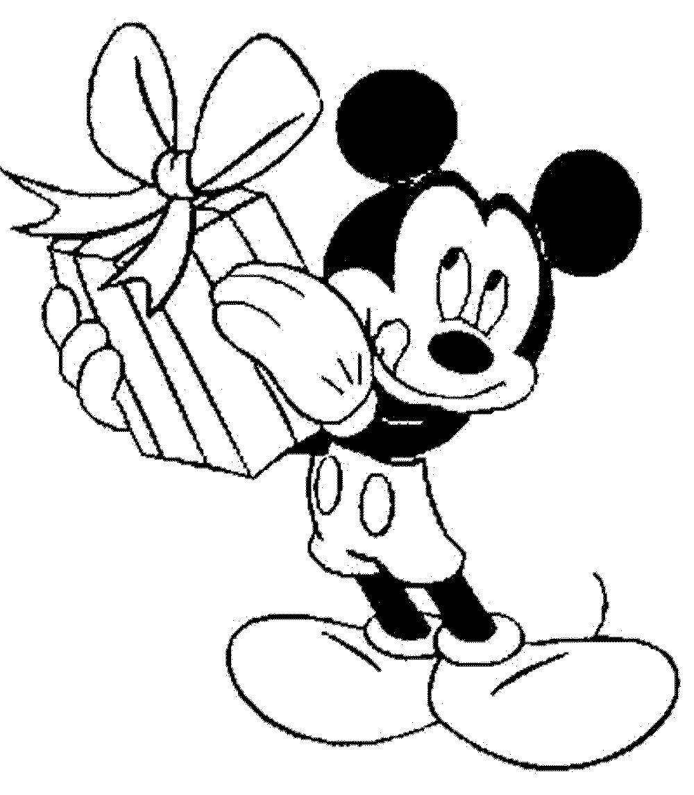 mickey mouse birthday printable coloring pages ; popular-mickey-mouse-birthday-coloring-pages-1st-page-kids-15181