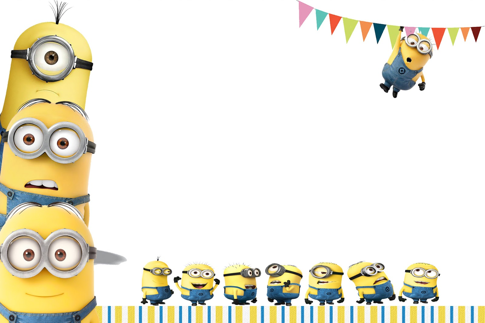 minions 1st birthday invitation templates ; Minion-party-invitations-is-captivating-ideas-which-can-be-applied-into-your-party-invitation-1