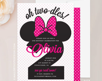 minnie mouse 2nd birthday party invitation wording ; Minnie-mouse-2nd-birthday-invitations-is-appealing-ideas-which-can-be-applied-into-your-birthday-invitation-6