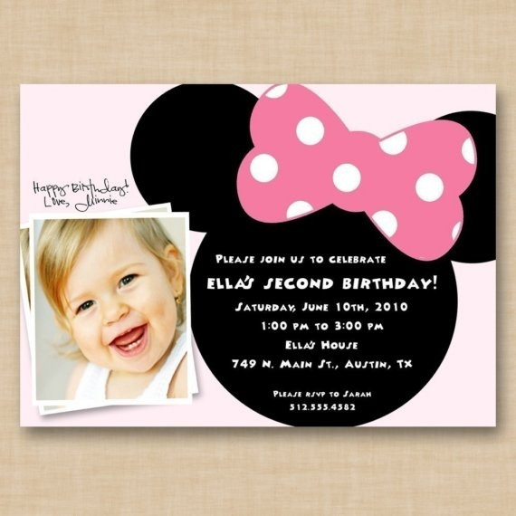 minnie mouse 2nd birthday party invitation wording ; minnie-mouse-2nd-birthday-invitations-best-of-117-best-invitation-wording-images-on-pinterest-of-minnie-mouse-2nd-birthday-invitations
