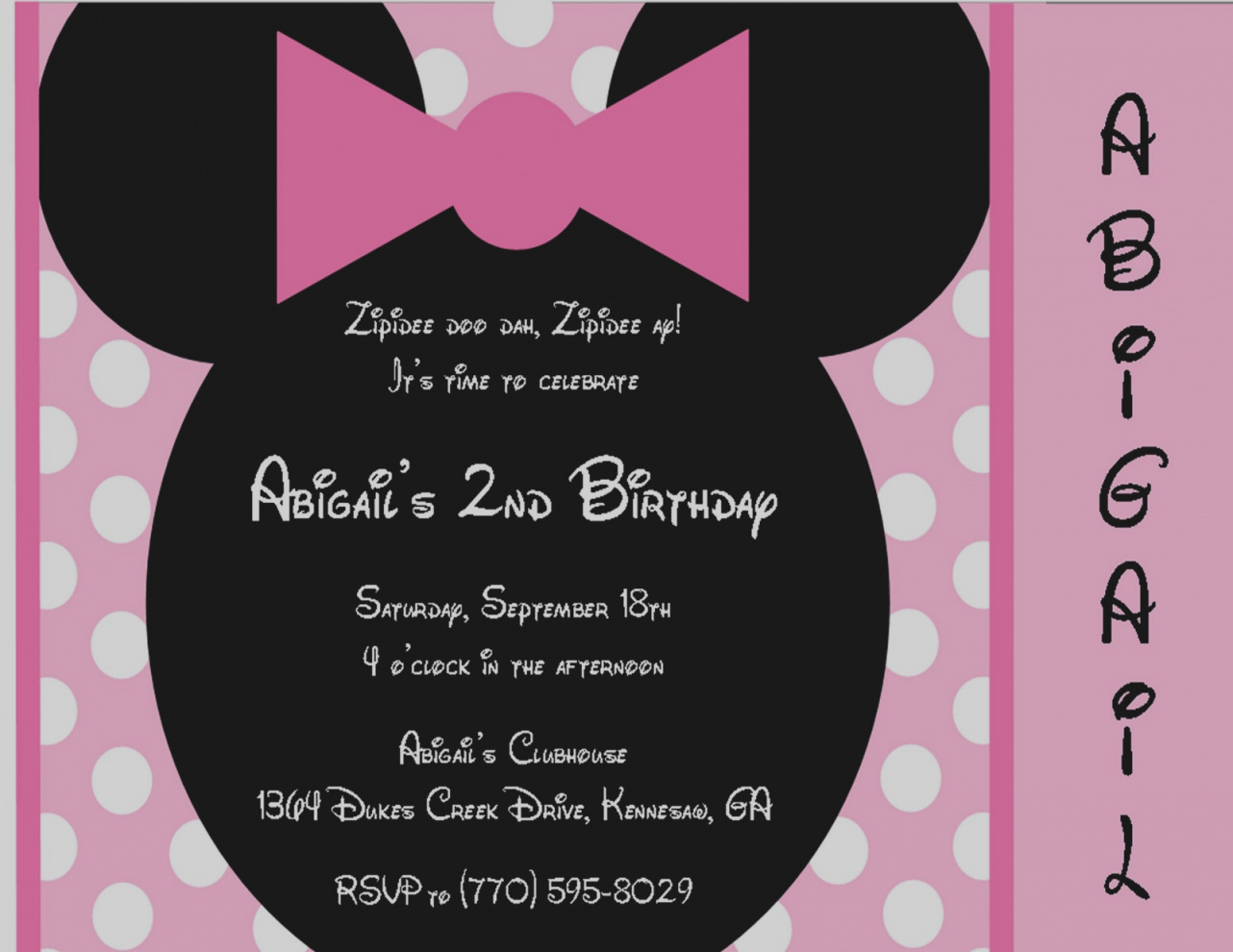 minnie mouse 2nd birthday party invitation wording ; unique-of-minnie-mouse-2nd-birthday-invitations-invitation-wording-for-mickey-party-awesome