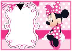 minnie mouse birthday invitation layout ; 6933ebb673bfe3e5caecdde1df796be8--minnie-mouse-party-isa