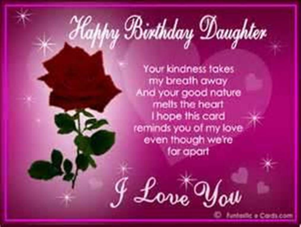 mother wish to her daughter birthday ; 4542ea3fca0db5a6f5b317acd42ec0e2