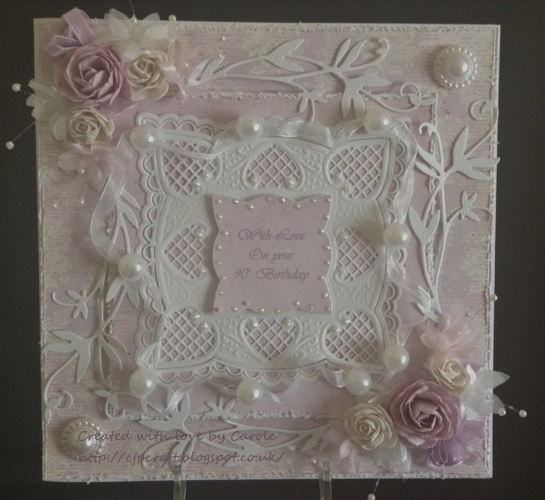 mum 75th birthday card ; images-of-75th-birthday-cards-for-mum-90th-card-and-box-pinterest