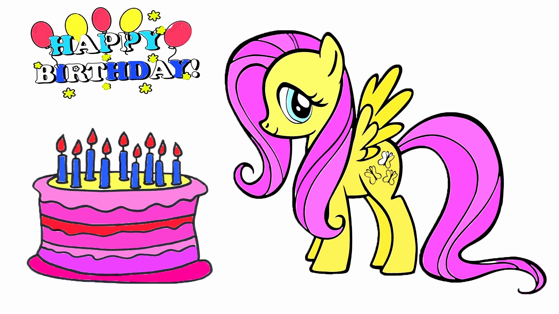 my little pony birthday clipart ; my-little-pony-birthday-cards-free-new-cake-clipart-my-little-pony-pencil-and-in-color-cake-clipart-my-of-my-little-pony-birthday-cards-free
