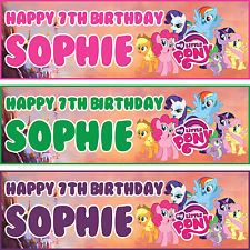 my little pony birthday sign ; s-l225
