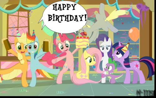 my little pony happy birthday ; Happy-birthday-fluttershy-D-my-little-pony-friendship-is-magic-31674138-500-315
