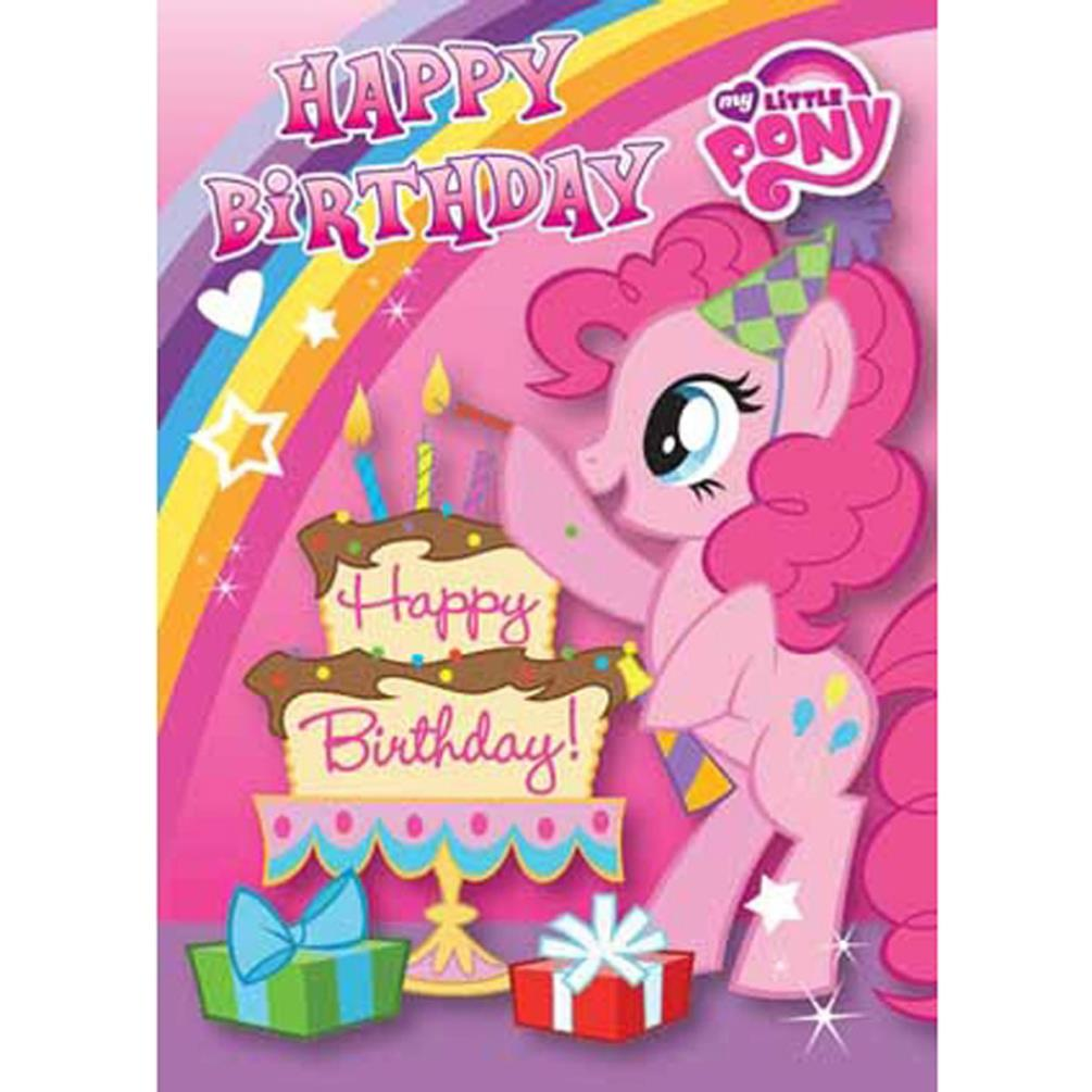 my little pony happy birthday ; MP020