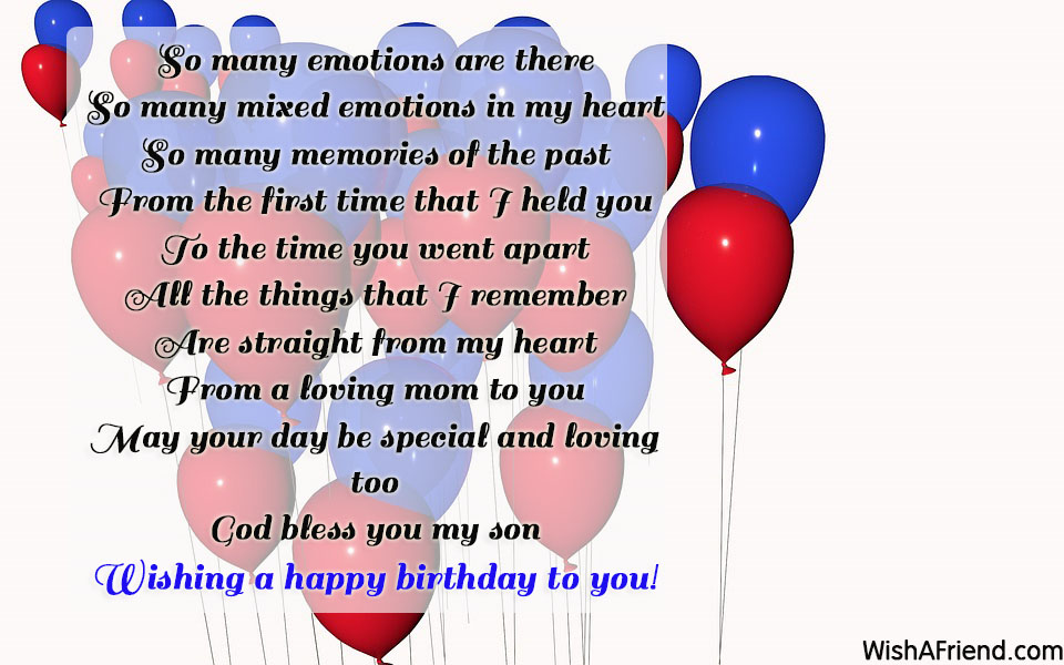 my son first birthday poem ; 15606-son-birthday-poems