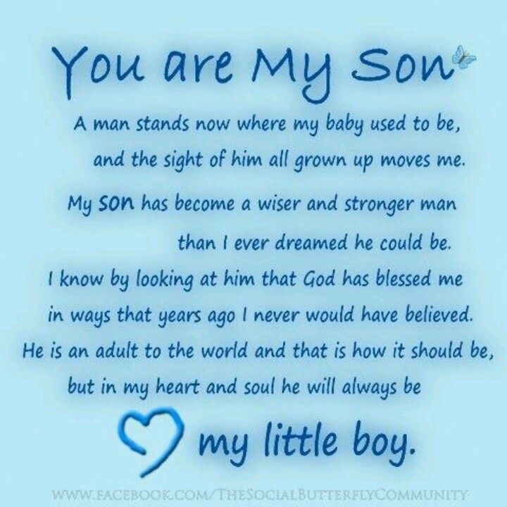 my son first birthday poem ; 2fe2f4cdbab622bed274601cae89ac95--my-son-quotes-sayings-and-quotes