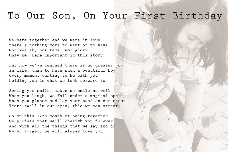 my son first birthday poem ; my-son-first-birthday-poem-ew1iry3