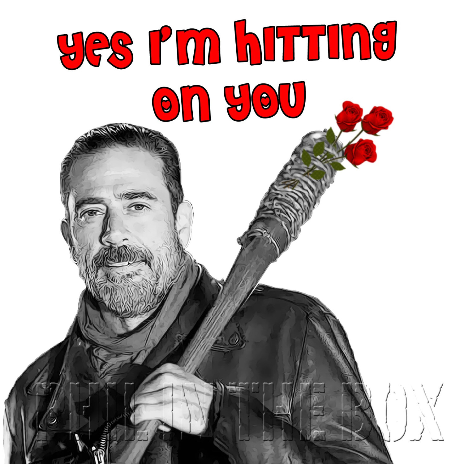 negan happy birthday ; c1ce2d3f6fc4a2ffb0a2db80e3c002e5