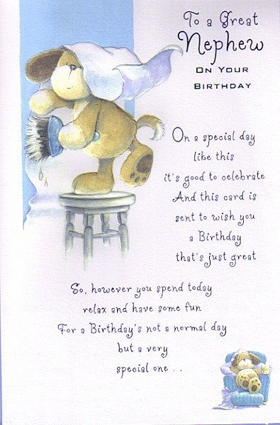 nephew 1st birthday card ; 1a64af2783d73c2e3fe1771ee73b9e9c--happy-birthday-wishes-cards-birthday-greetings