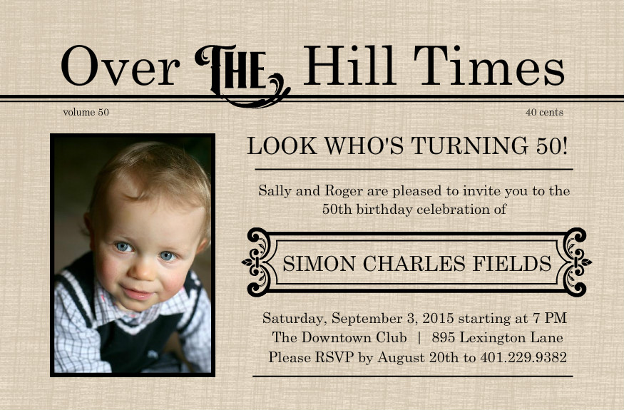 newspaper birthday invitation template free ; 50th-birthday-invitations-birthday-party-invitations-free-50th-birthday-party-invitations