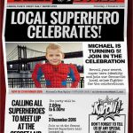 newspaper birthday invitation template free ; superhero-newspaper-invitation-template-45-printable-newspaper-within-newspaper-invitation-template-free-150x150