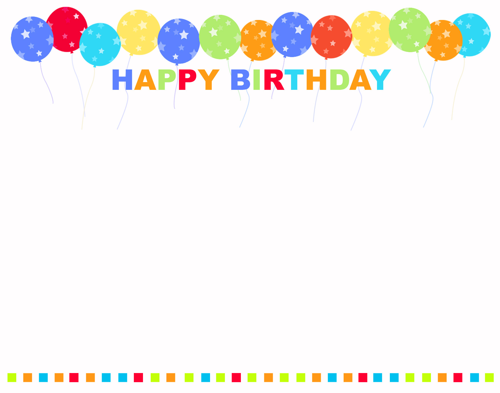 nice birthday background ; abstract-happy-birthday-backgrounds