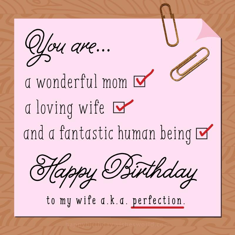 nice birthday message for wife ; Birthday-wishes-for-wife