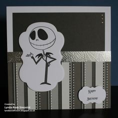 nightmare before christmas birthday card uk ; 1005a339af37e137a53e9f06ac08a987--christmas-birthday-craft-rooms