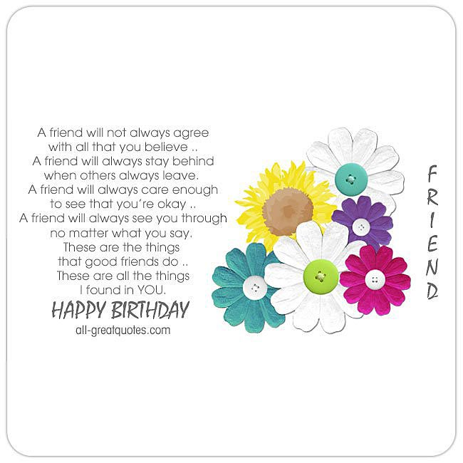 not happy birthday ; Happy-Birthday-My-Dear-Friend-SHARE-Free-Birthday-Card-For-Friends