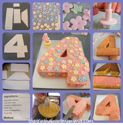 number 4 birthday cake template ; 695488b1fa2a771493aa2cbb4dc4913a--number-birthday-cakes-number-cakes