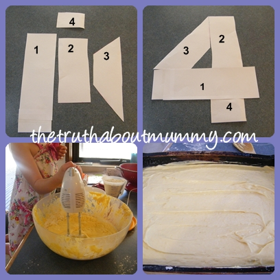 number 4 birthday cake template ; number-4-birthday-cake_436383
