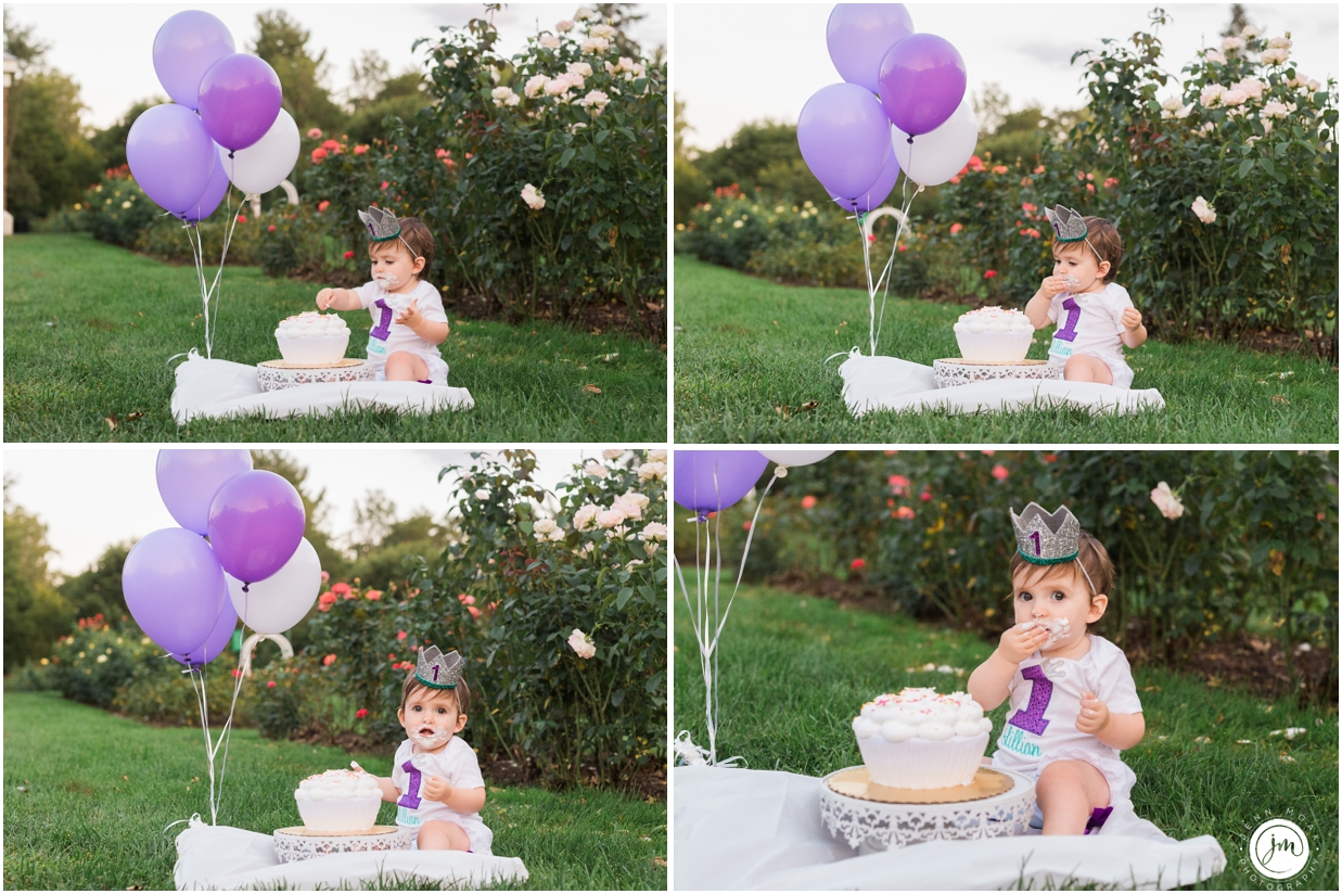 one year old birthday photo shoot ; birthday_31