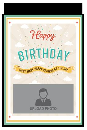 online birthday card with photo ; 10_24_5