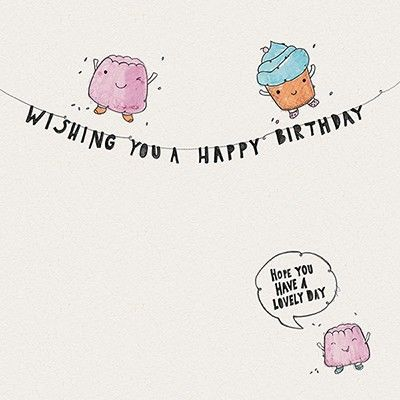 online birthday card with photo ; buy_jelly_and_ice_cream_birthday_card_online_for_child_children_him_her_cute_fun_birthday_cards_grande