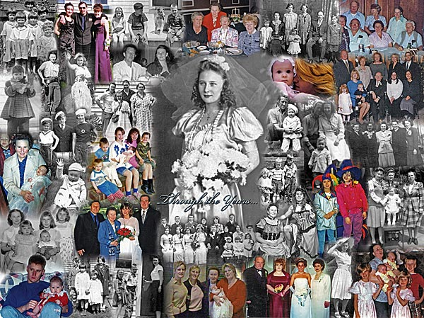 online photo collage for birthday ; parents-birthday-collage