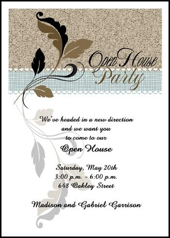 open house birthday party invitation wording ; home-party-invitation-wording-home-party-invitation-wording-mes-specialist