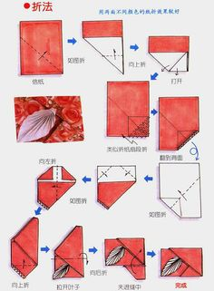 origami birthday card instructions ; 4ed4c02ade622ee864ca739a6119d222--origami-envelope-papel-origami