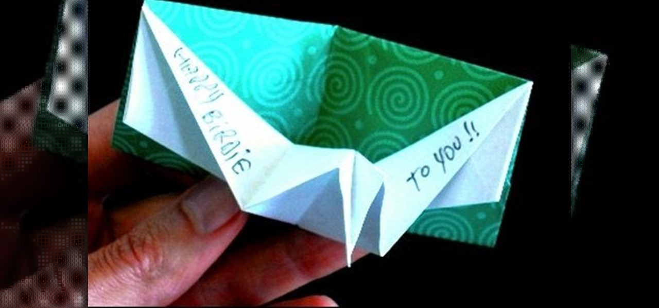 origami birthday card instructions ; make-origami-birthday-pop-up-card