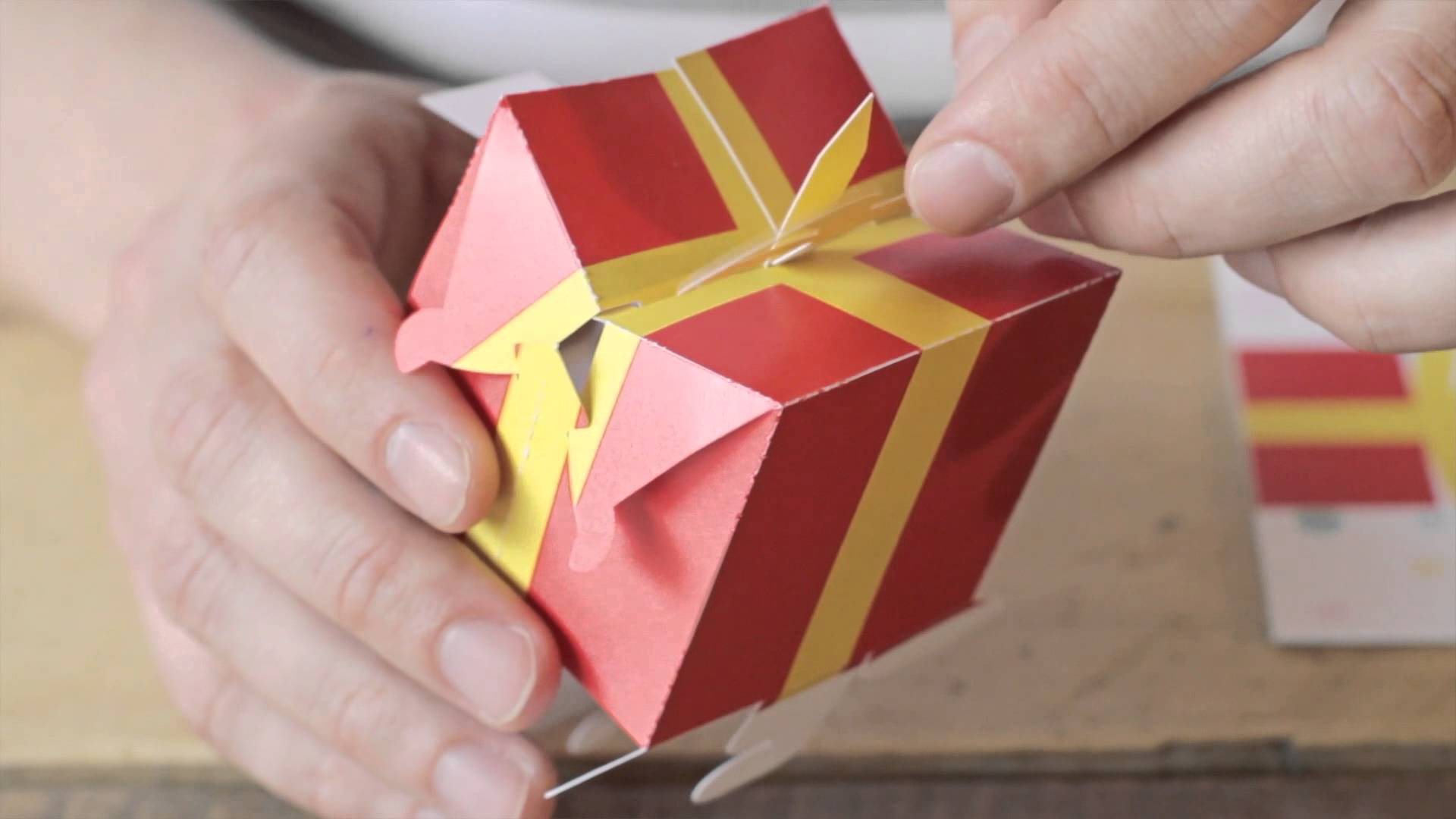 origami birthday card instructions ; maxresdefault