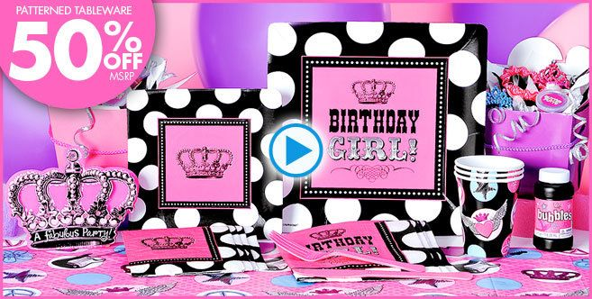 party city birthday themes ; 4bfbb36d2d520864ccae96891e056478--girls-rd-birthday-princess-birthday-parties