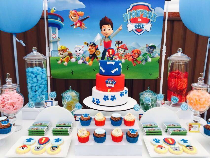 paw patrol birthday design ; incredible-design-ideas-paw-patrol-cake-decorations-party-supplies-lifes-little-celebration
