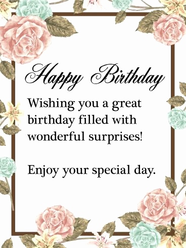 perfect birthday card message ; perfect-birthday-card-message-inspirational-24-best-birthday-wish-cards-images-on-pinterest-of-perfect-birthday-card-message