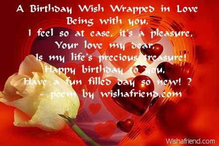 perfect birthday message for boyfriend ; 2601-love-birthday-poems