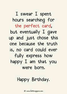 perfect birthday message for boyfriend ; 403e5ca71129ab2979817f8af0bcfed7--happy-birthday-wishes-your-birthday