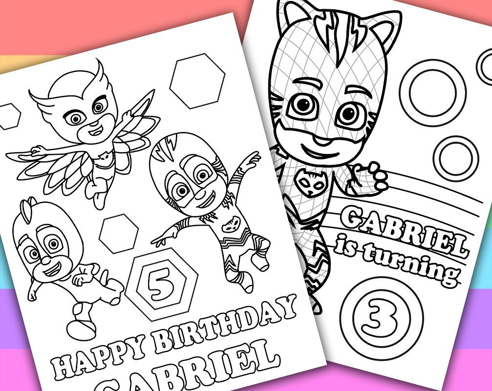 personalized birthday coloring pages ; 47e41d0292f0e194f80ed959b3bb064a