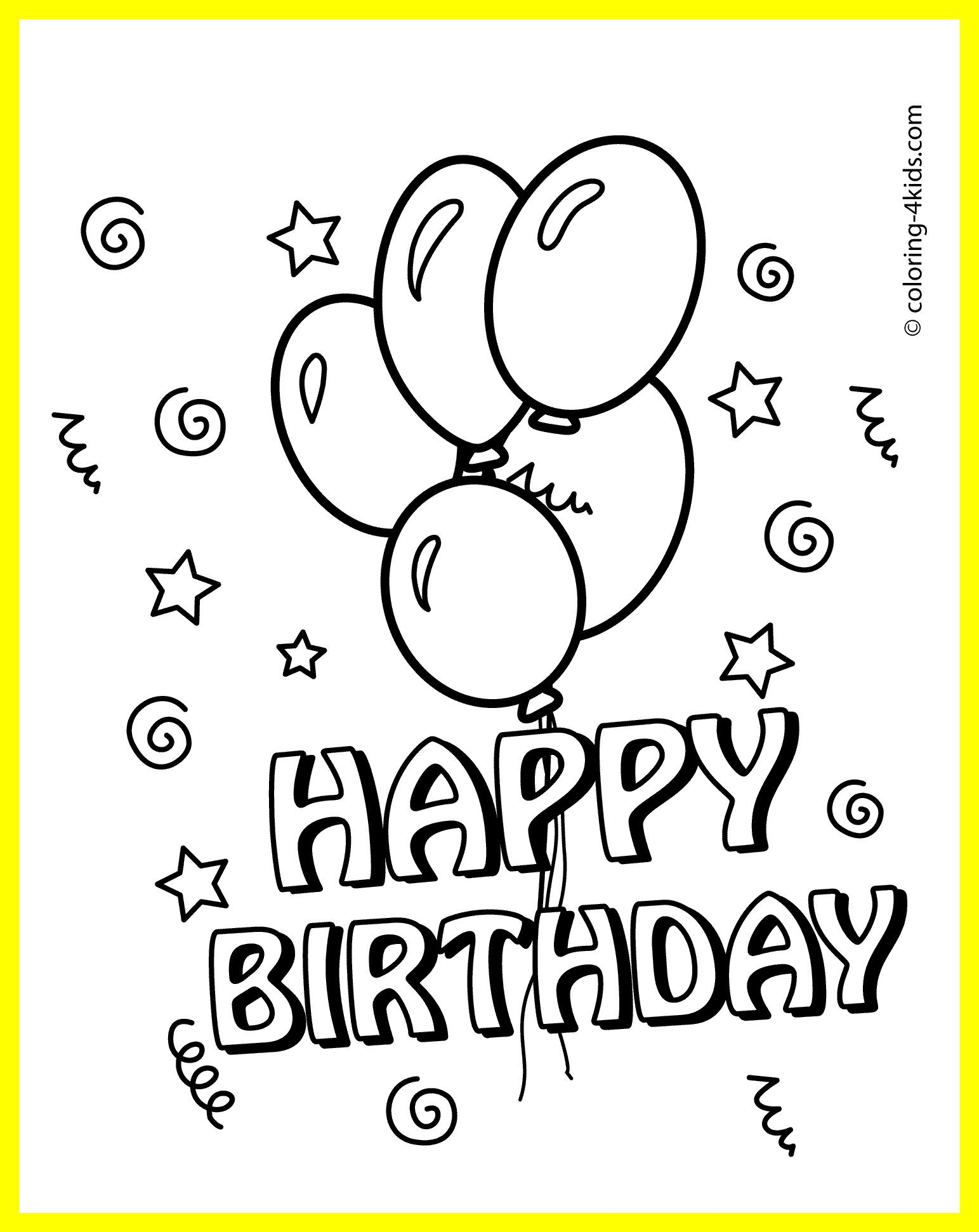 personalized birthday coloring pages ; amazing-happy-birthday-coloring-pages-practical-pict-of-personalized-inspiration-and-banner-trend