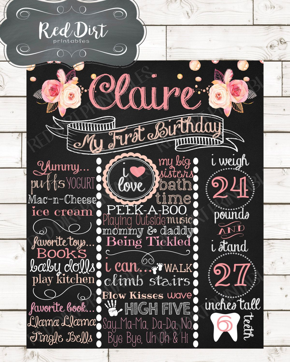 personalized birthday signs ; 978fe367bb98aac934d159cffb73005f