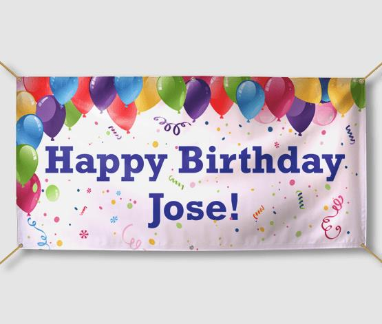 personalized birthday signs ; birthday_banners_vinyl_13oz